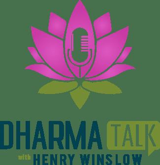 Dharma Talk Logo Transparent