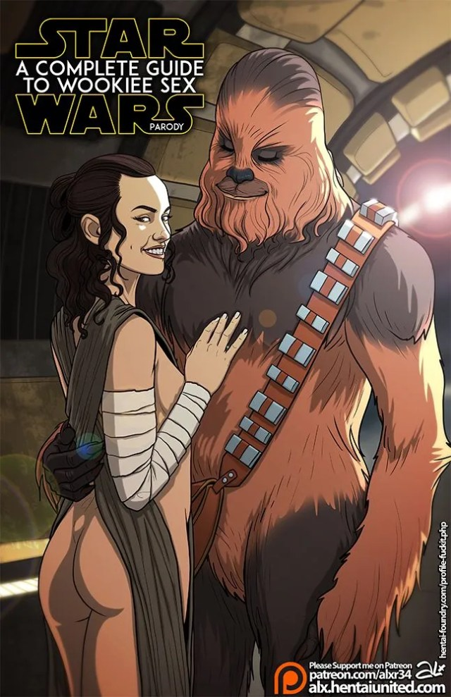 Star Wars A Complete Guide To Wookie Sex Comix Porn Hentai Comics Free