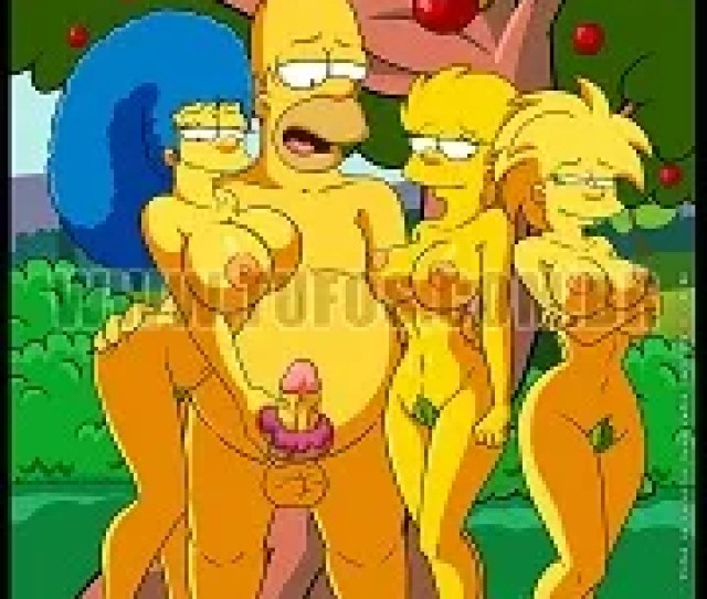 The Simpsons 9 Forbidden Picnic