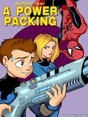 A Power Packing- [By PalComix]