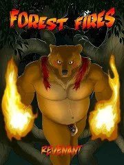 Forest Fires 2- Revenant- By MisterStallion