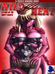 Wild Heat- [WorkHorse Comics!]