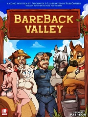 Bareback Valley- [By Jasonafex]