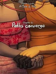 A Tale of Tails Ch. 6- Paths Converge- [By Feretta]