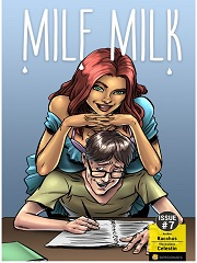 Milf Milk Issue 7- [By BotComics]