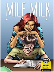 Milf Milk Issue 8- Bot Comics [By Bacchus]