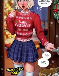 (Aroma Sensei) Gwen Celebrates Christmas