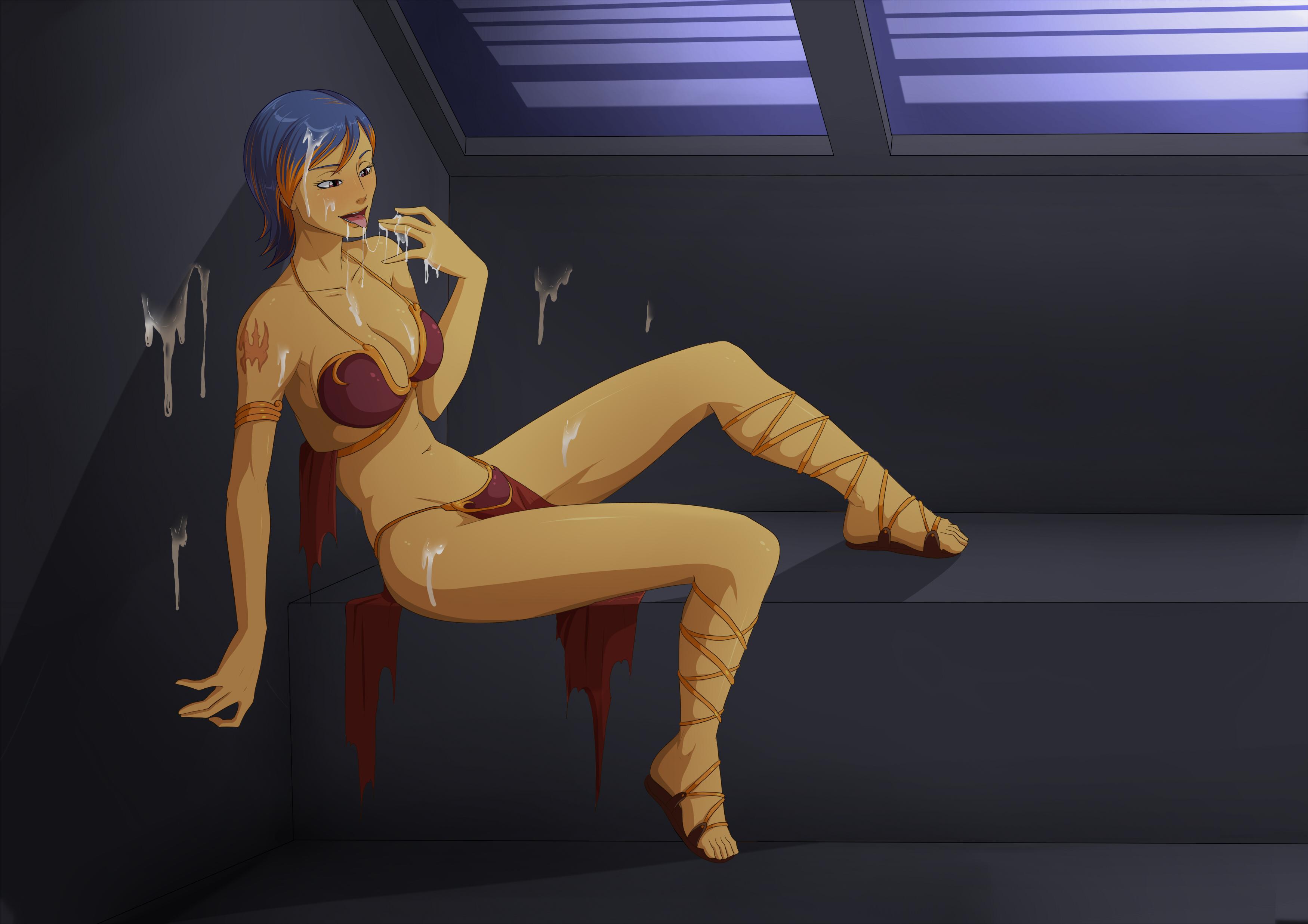 Rebels sabine wars hentai star Sabine Wren