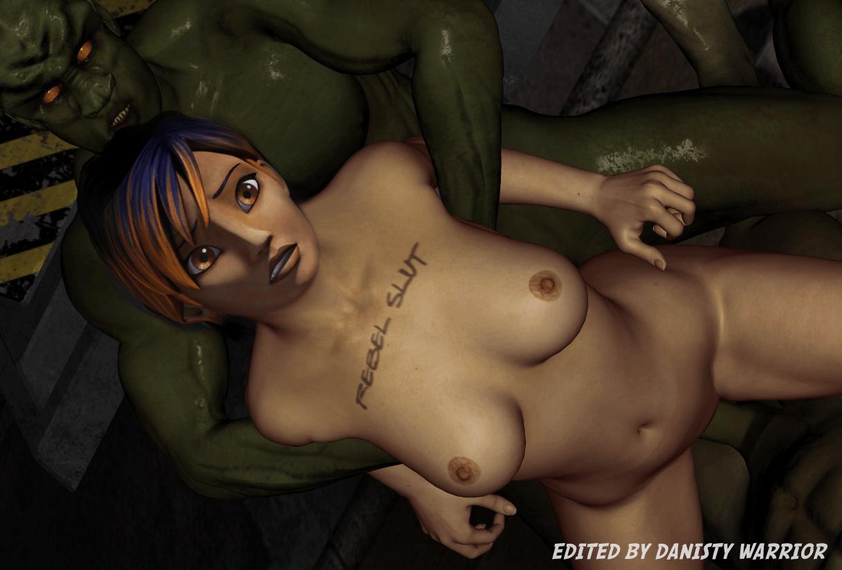 Rebels star sabine porno wars Sabine In
