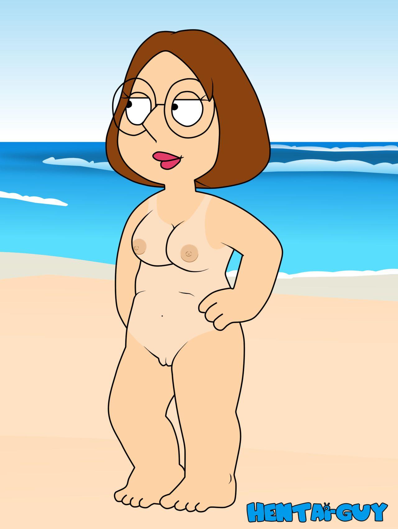 Meg griffin naked
