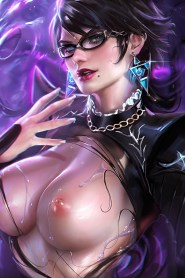 My Favorite Japanese Hentai Pictures Of Bayonetta!