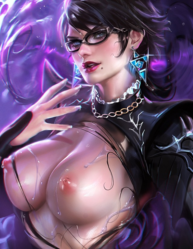 Thirty Japanese Hentai Pictures Of SEGA's Bayonetta