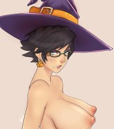 Japanese Bayonetta Hentai Drawing 25