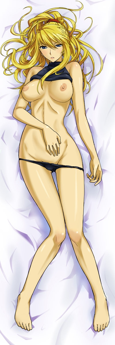 Japanese Pillow Case Hentai Cover 20