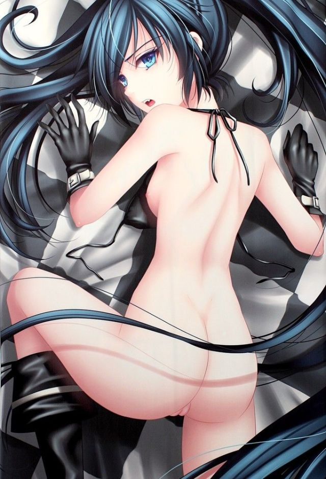 Thirty Black Rock Shooter Hentai Drawings