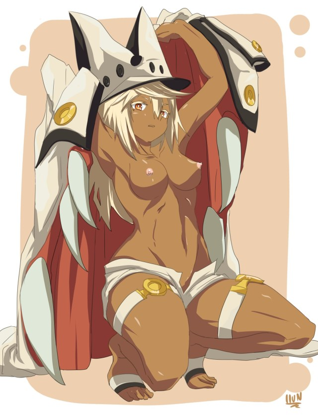 Another Round Of Guilty Gear Hentai Drawings