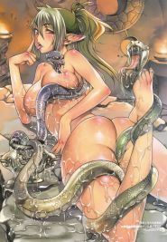 Thirty Hentai Drawings Of Echidna From Queen's Blade