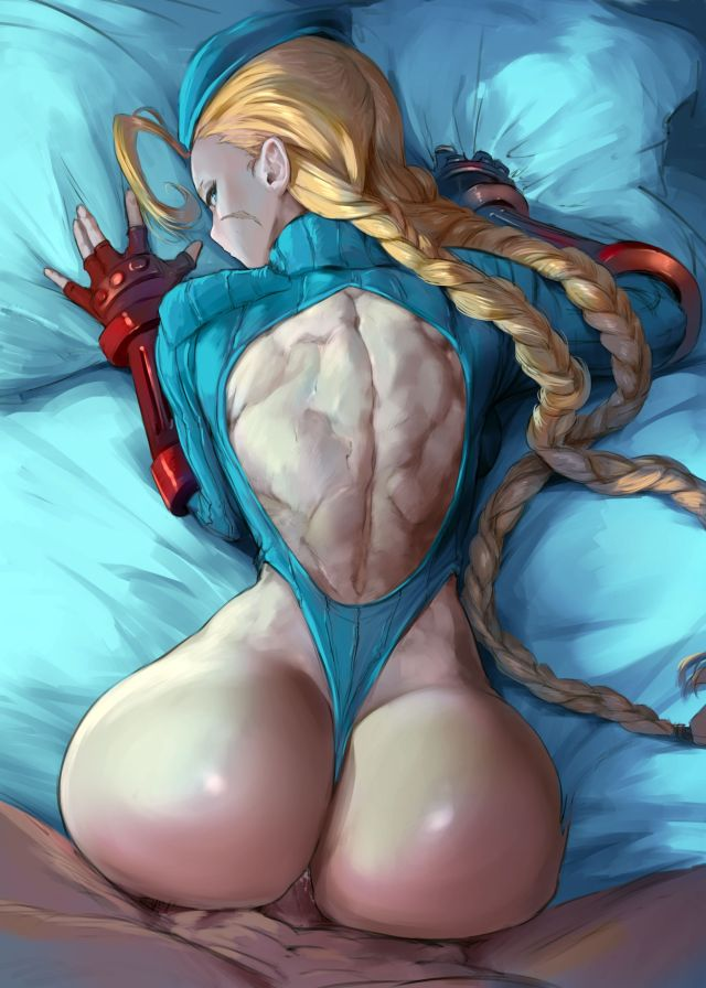 The Girls Of Street Fighter Hentai Gallery 7