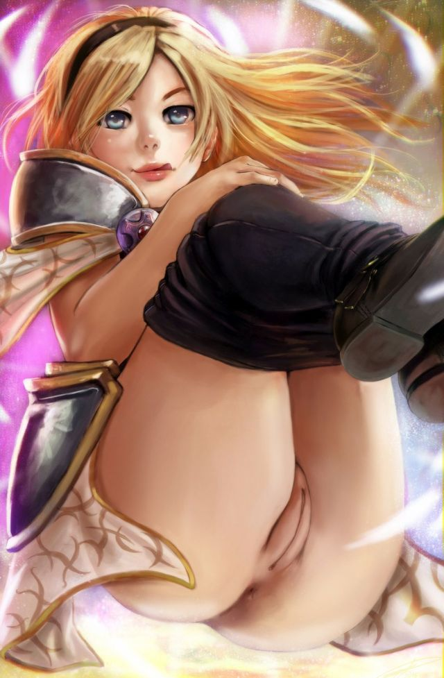 Thirty Hentai Pics Of Luxanna Crownguard From League Of Legends