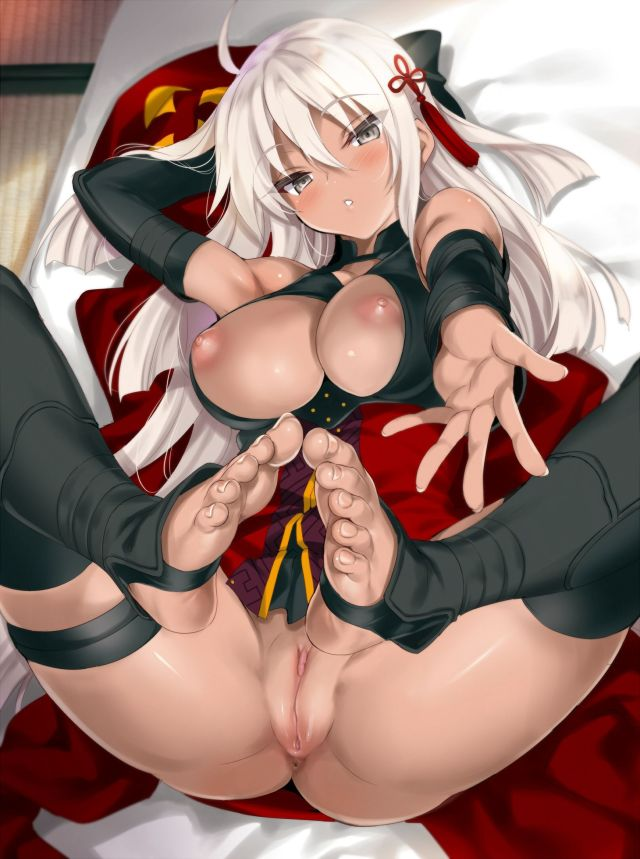 Thirty Hentai Pics Of Okita Souji From Fate/Grand Order