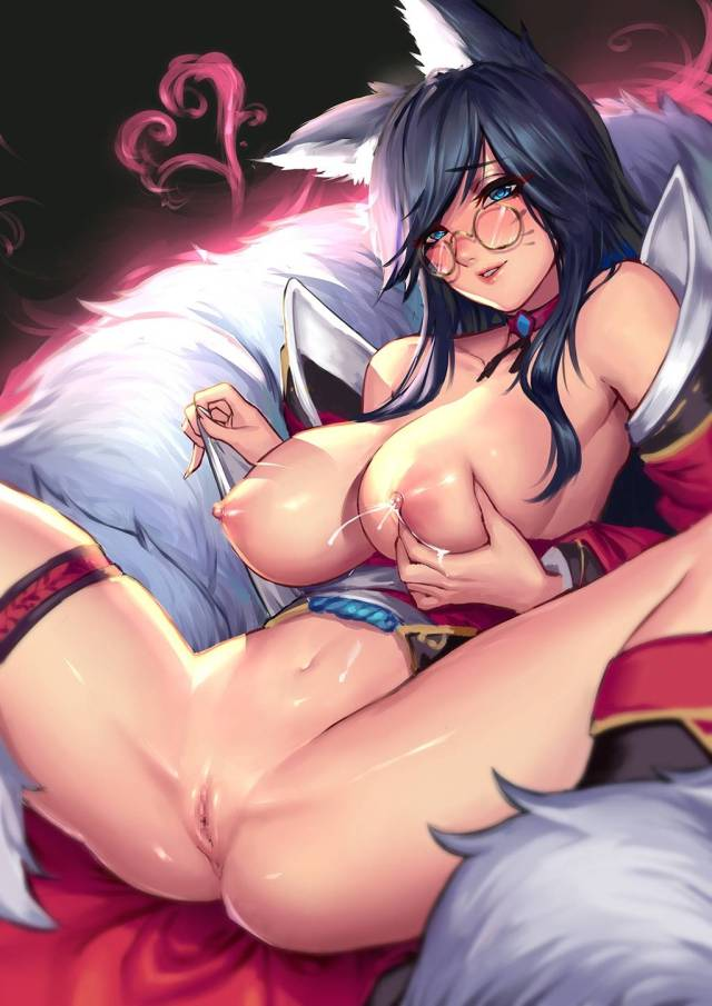 Thirty More Hentai Pics Of Ahri From League Of Legends