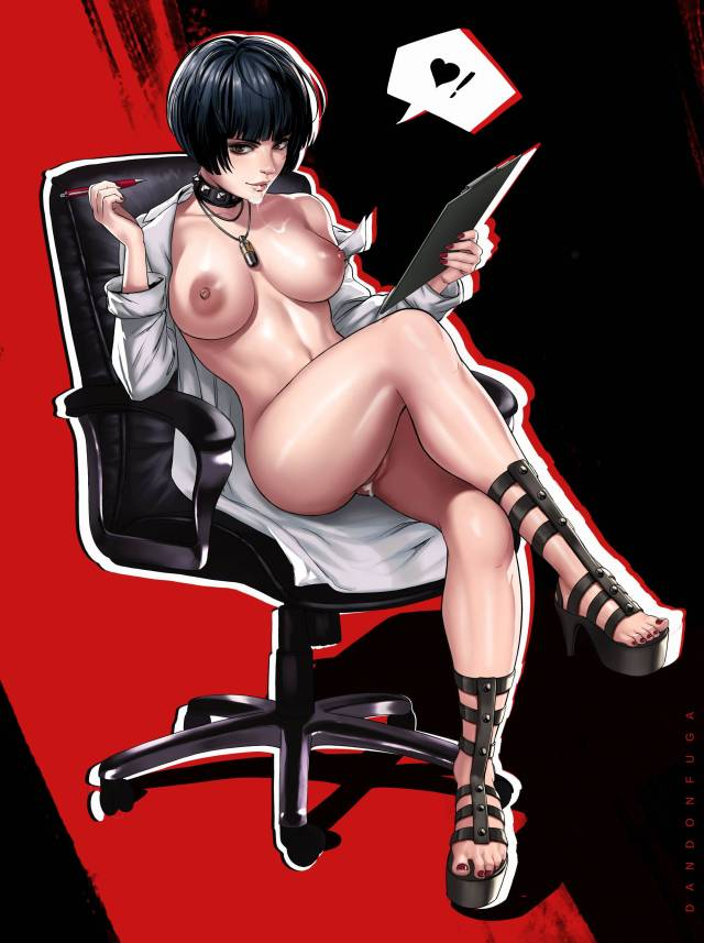 Thirty New Girls Of Persona 5 Hentai Pics