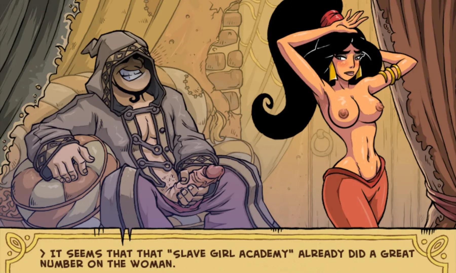 sex training game