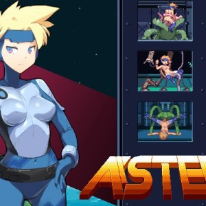 Hentai Arcade Shooter Game Review: Aster