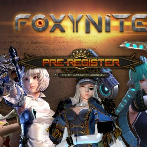 Free 3D Hentai Browser RPG Foxynite Opens Pre-Registrations