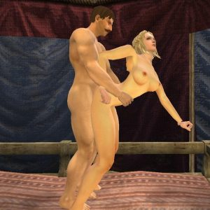 Dickplomacy Reloaded: Mount and Blade Sex Mod