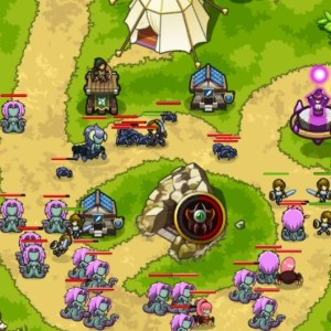 "New Tower Defense Game ""Girls Garrison"" Now Available"