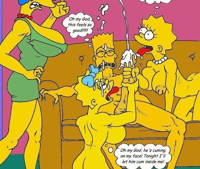 Lisa Simpson Simpsons Hentai