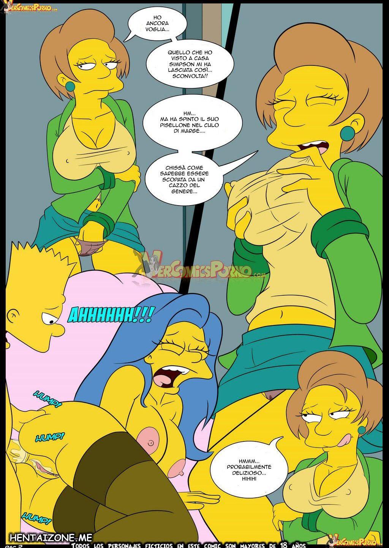 Simpson – Vecchie abitudini Ch.3