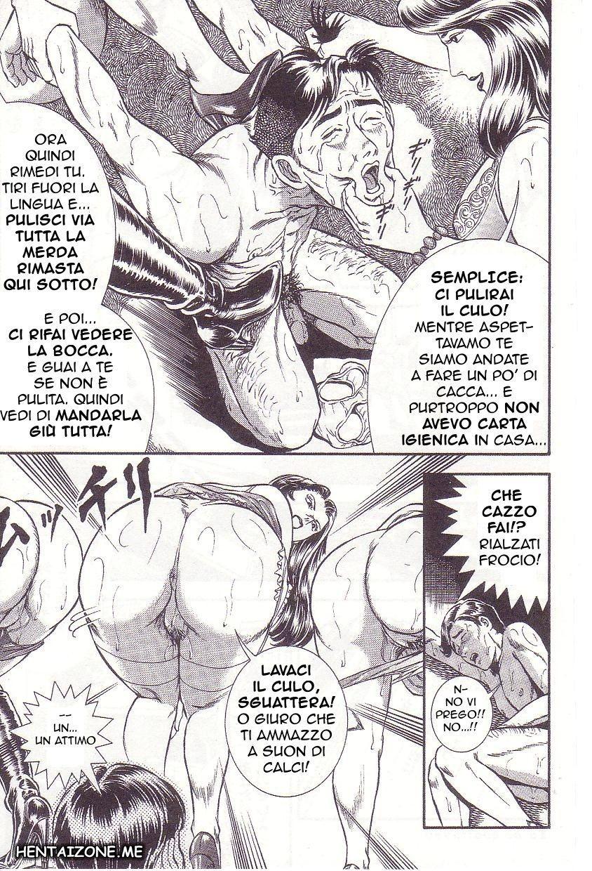 schiavo Hentai porno