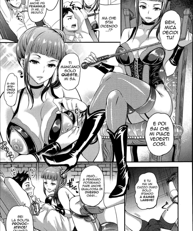 Cagna schifosa hentai femdom