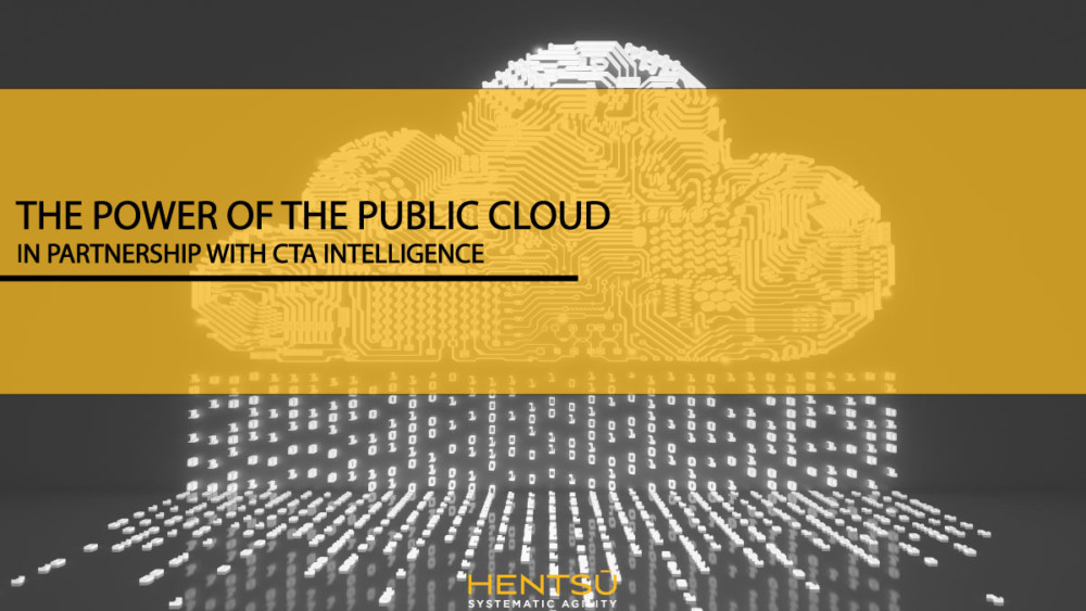 The Power of the Public Cloud