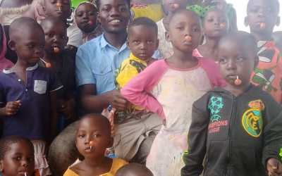 You Can Help The Mighty Orphanage Organisation