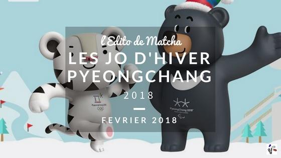 JO Pyeongchang Edito Matcha Fev 2018