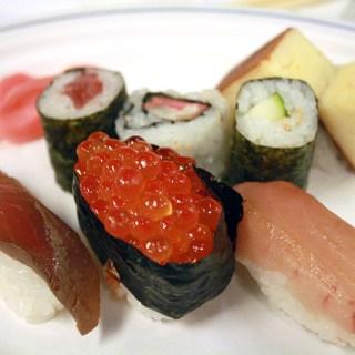 On sushi culture: Shiro Kashiba, Yasuko Nakajima, and Daisuke Nakazawa (NO RECIPE)