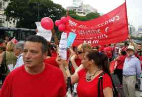 Rubén Cantelmi en la acción del D4