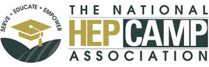 HEP CAMP Association Logo