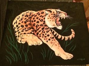 Jungle Cat 1 Before