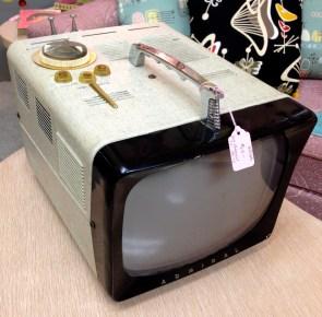 50's Admiral TV