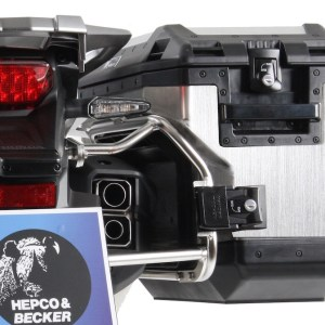 Cutout bagage systemen Hepco&Becker