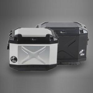 xplorer side cases from Hepco&Becker