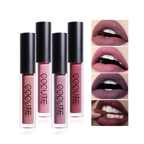 Waterproof Makeup Lip Gloss