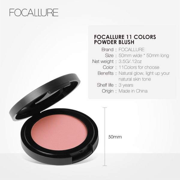 11 colors matte pearl rouge