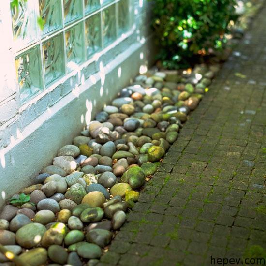 Küçük Bahçe Dekorasyonu