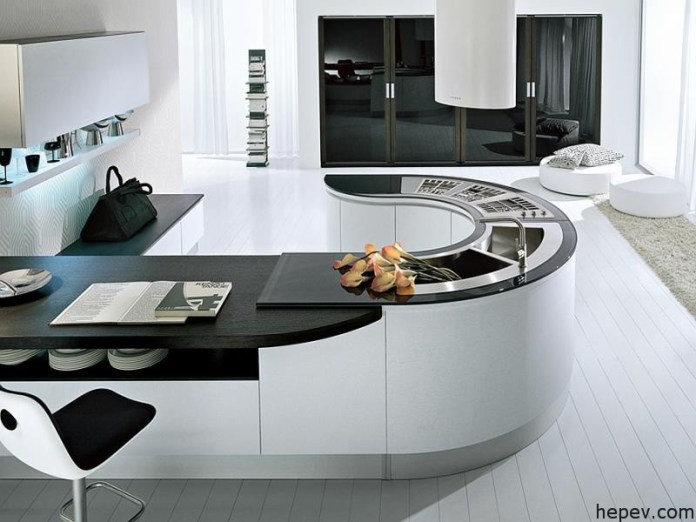 most unique kitchens