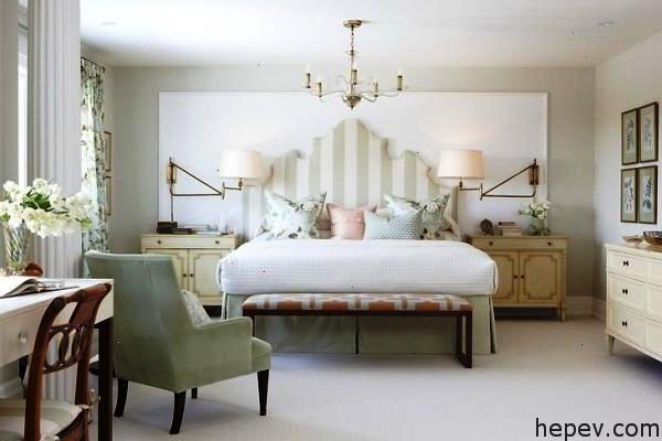 vintage-mobilya-yatak-odasi